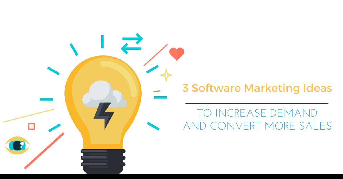 Software Marketing Ideas