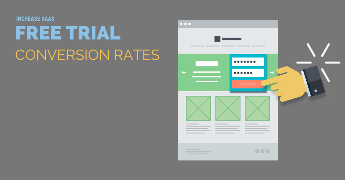 7 Ways to Increase SaaS Free Trial Conversion Rates