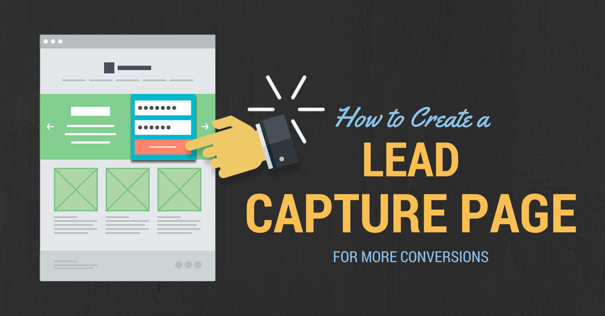 Lead Capture Page