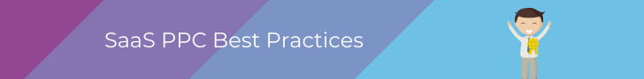 saas ppc best practices