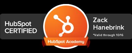 Certified HubSpot Agency Partner