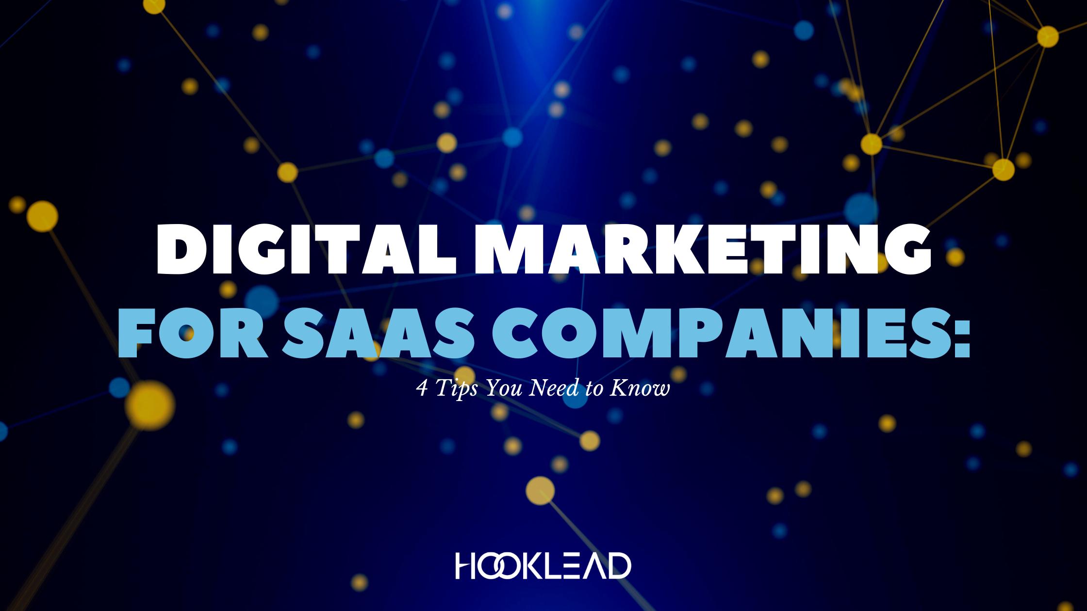 digital marketing for saas companies